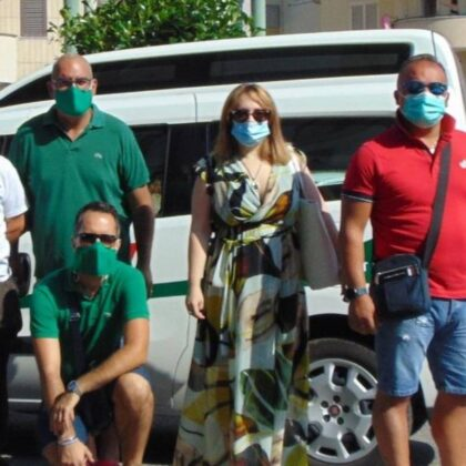 Volontari ANTEAS Rossano