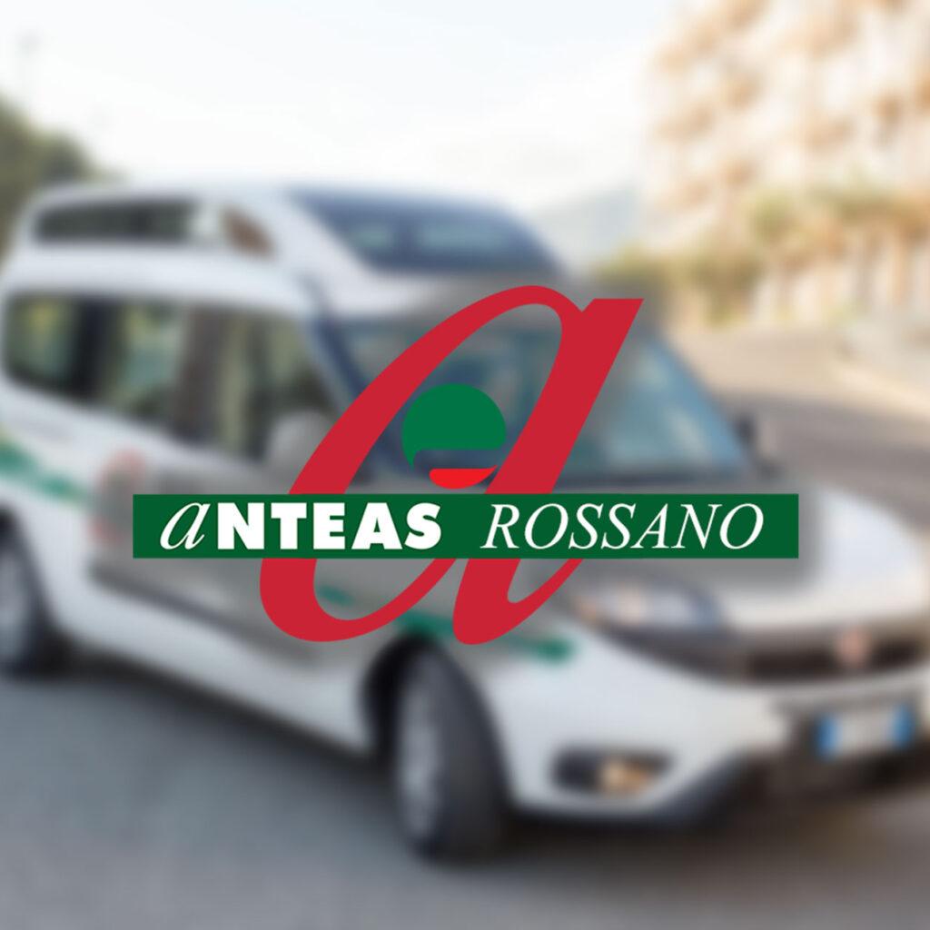 ANTEAS Rossano - Fiat Doblò